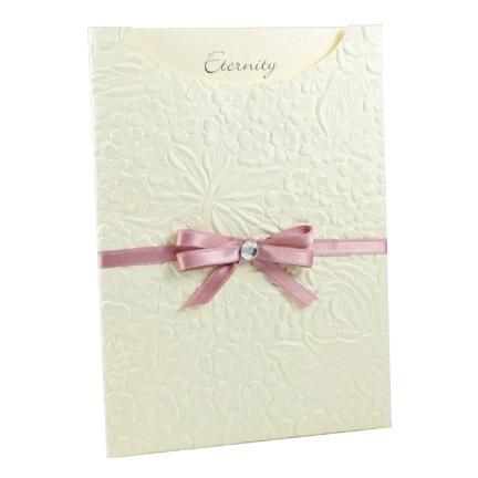 Inspirational Wedding Invitation Gallery by Paperglitz – Embossed Pocket Wedding Invitations