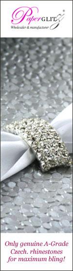 Wholesale High Quality Diamante Buckles - Paperglitz Australia