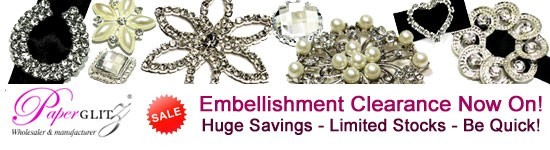 Save up to 62% of a fabulous range of buckles, clusters & brooches. Be Quick - Limited Stocks!