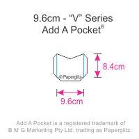 Add A Pockets V Series - 9.6cm