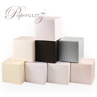 Paperglitz Wholesale 5cm Cube Boxes - perfectly sized to hold small lollies & chocolates!