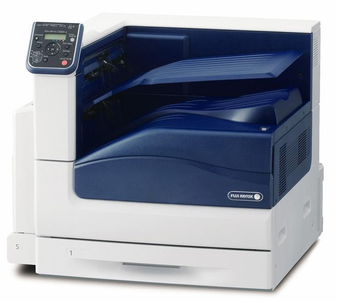 Stock photo of Xerox c5005d printer