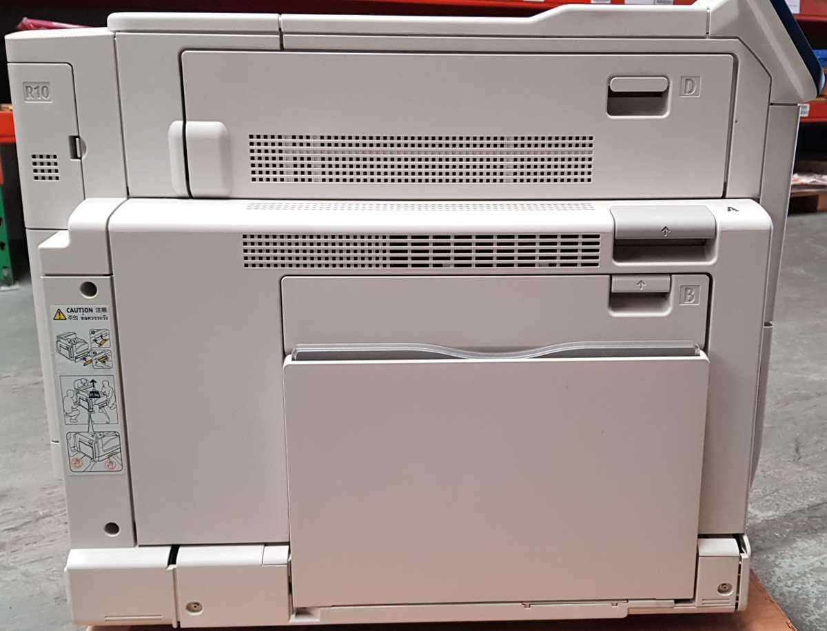 Xerox C5005d - Bypass Tray Closed