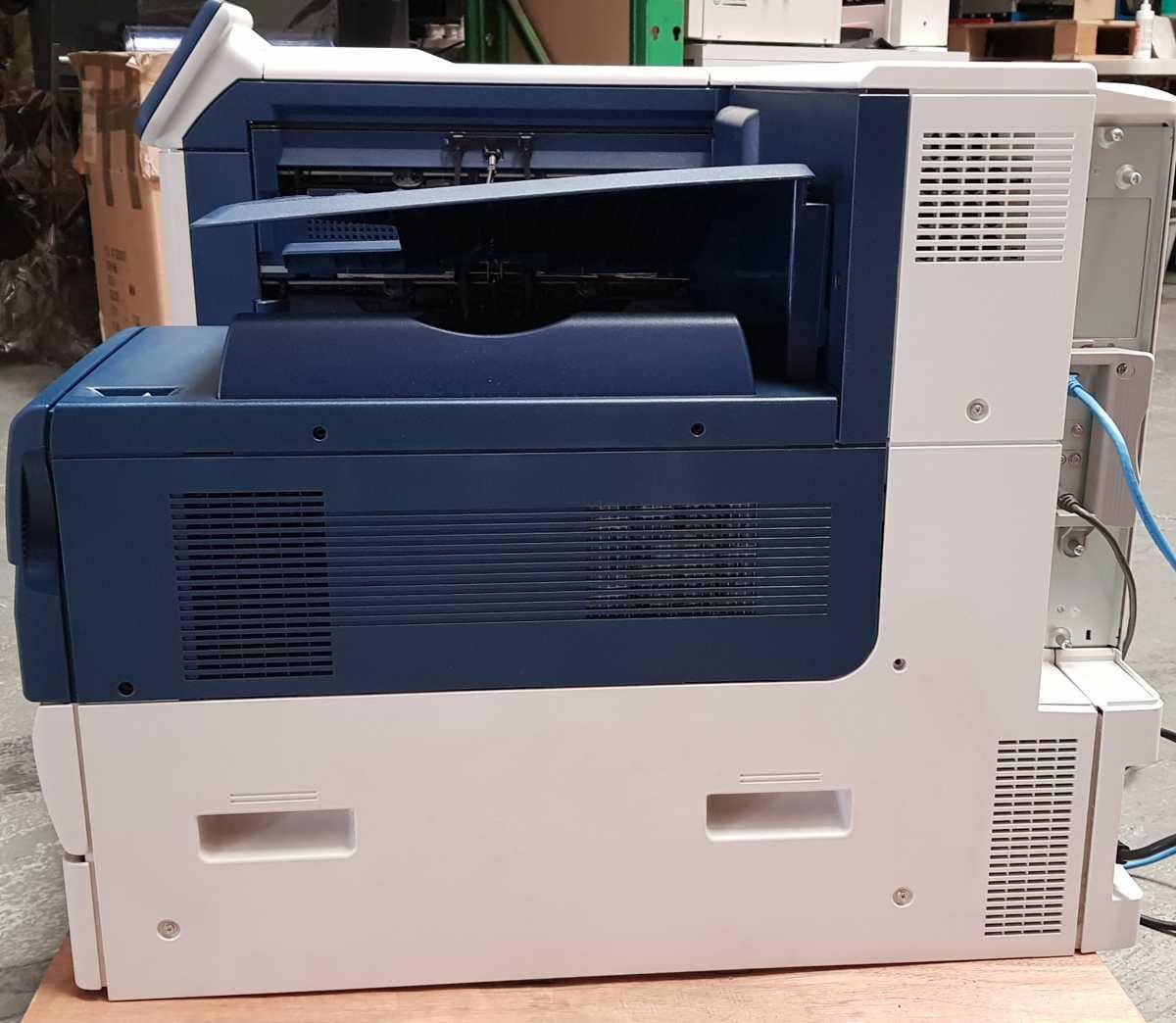 Xerox C5005d - Side View