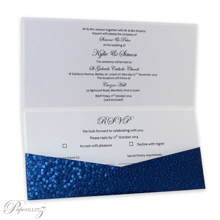 wholesale diy invitation card dl scored folding card curious