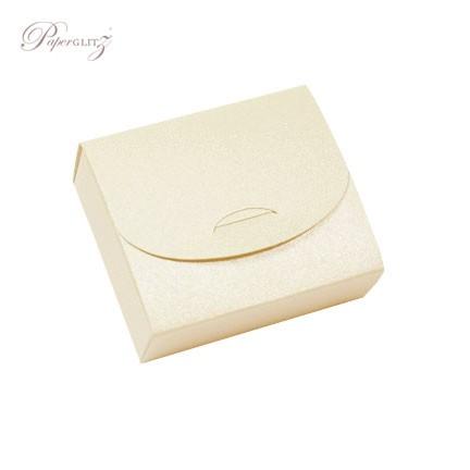 Purse Box - Crystal Perle Metallic Sandstone