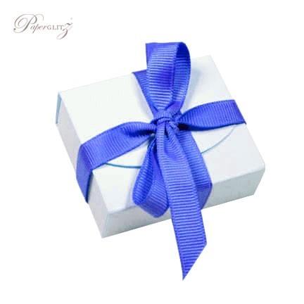 Purse Box - Semi Gloss White