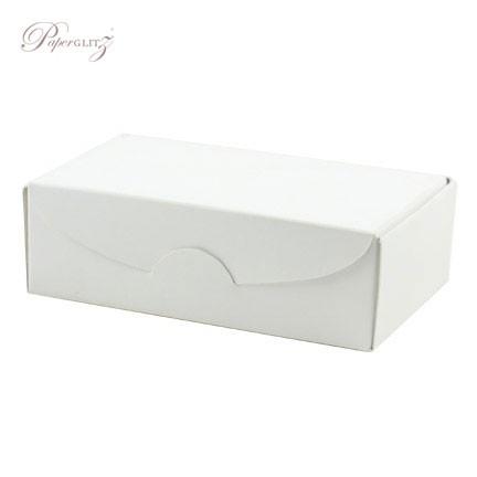 Cake Box - Semi Gloss White