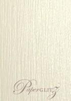 DL Voucher Wallet - French Arabesque Crystal Perle Metallic Arctic White Lumina