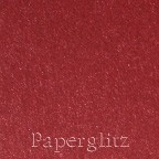 Petite Pocket 80x135mm - Curious Metallics Red Lacquer