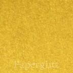 120x175mm Flat Card - Curious Metallics Super Gold
