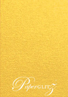 Curious Metallics Super Gold Envelopes - DL