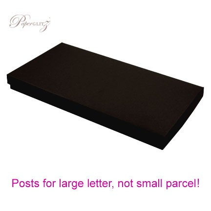 DL Invitation Box - Starblack