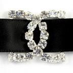 Diamante Buckle - CC - 10 Pack
