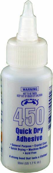 Helmar 450 Quick Dry Adhesive Glue - 50ml