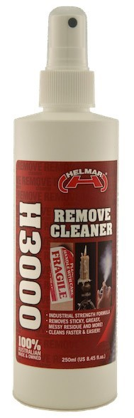 Helmar H3000 Remove Cleaner Spray - 250ml