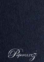 14.85cm Square Scored Folding Card - Keaykolour Original Navy Blue