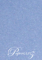 13.85x20cm Flat Card - Stardream Metallic Vista