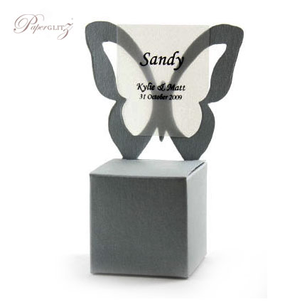 Chair Box - Butterfly - Curious Metallics Galvanised