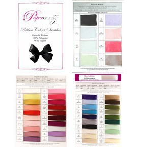 Sample Pack - Ribbon Swatches