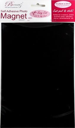 Paperglitz Self Adhesive Magnet Sheet - 15.25x23cm