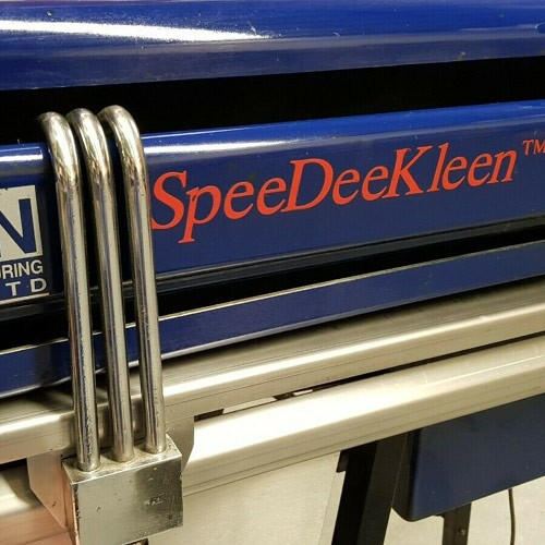 SpeeDeeKleen Print Roller Dampener Washer. Made in AU