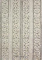 Glamour Add A Pocket 14.25cm - Glitter Print Bliss Ivory Pearl & Silver Glitter