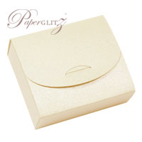 Purse Box - Crystal Perle Metallic Sandstone