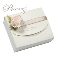 Purse Box - Curious Metallics Cryogen White