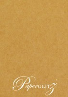 Buffalo Kraft Paper 115gsm - DL Sheets