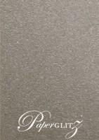 13.85x20cm Flat Card - Curious Metallics Ionised