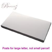 DL Invitation Box - Semi Gloss White Lumina