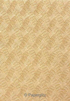 Glamour Pocket 150mm Square - Embossed Destiny Mink Pearl