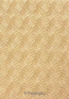 Handmade Embossed Paper - Destiny Mink Pearl Full Sheet (56x76cm)