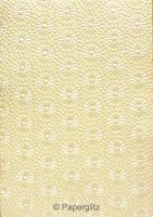 Petite Glamour Pocket - Embossed Eternity Ivory Pearl