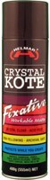 Helmar Crystal Kote Fixative Spray - 400g