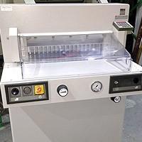 Ideal 5221-05 EP Digicut Hydraulic Guillotine for Sale