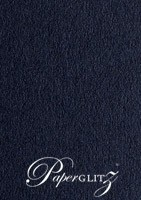 C6 Tear Off RSVP Card - Keaykolour Navy Blue