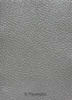 Handmade Embossed Paper - Modena Midnight Pearl A4 Sheets
