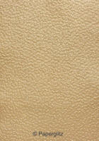 Handmade Embossed Paper - Modena Mink Pearl A4 Sheets