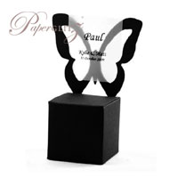 Chair Box - Butterfly - Keaykolour Original Jet Black