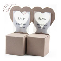 Chair Box - Heart - Urban Mocca
