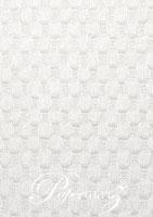 Petite Glamour Pocket - Embossed Thunder White Pearl