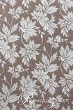Handmade Chiffon Paper - Autumn Mink Pearl & Silver Foil A4 Sheets
